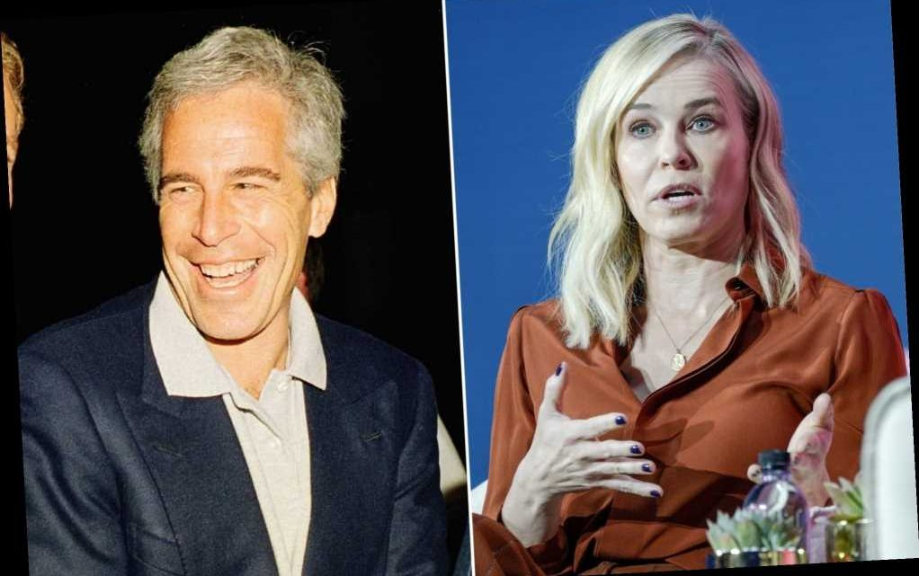 Chelsea Handler recalls 'weird,' star-studded dinner at Jeffery Epstein's home