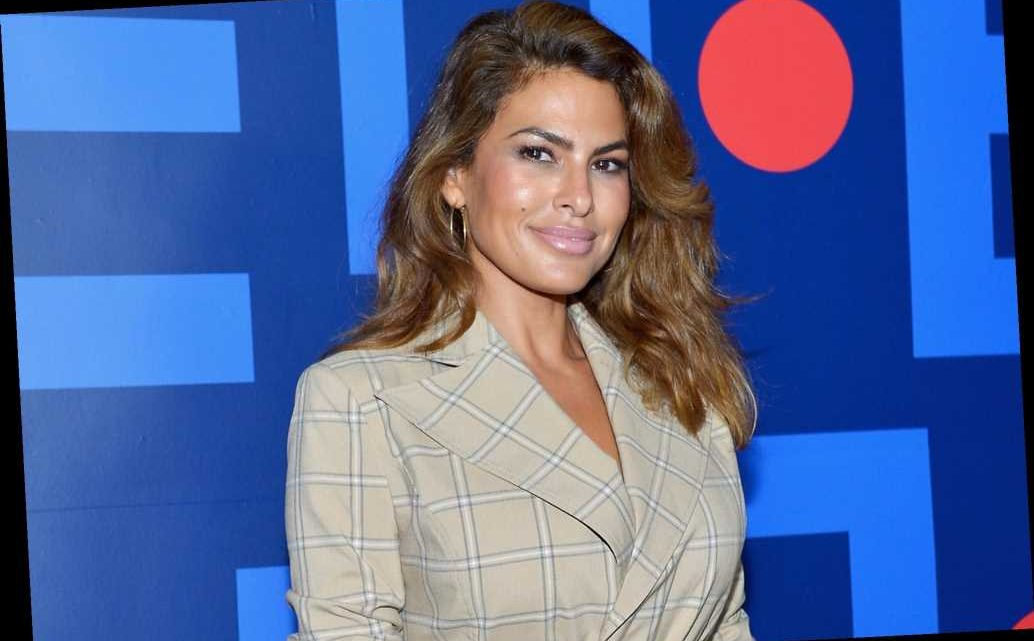 Eva Mendes claps back at plastic surgery accusations on Instagram