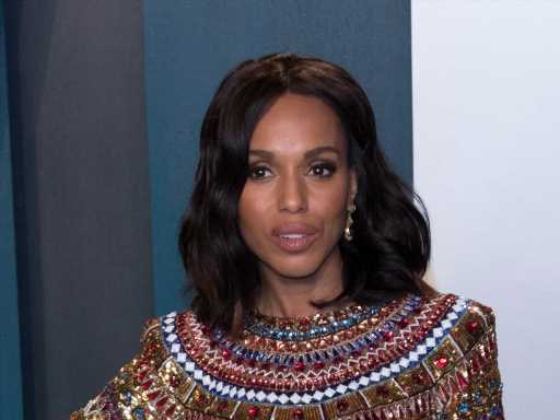 Kerry Washington Is Just One of the Celebs Calling Out the Golden Globes For a Lack of Black Voters
