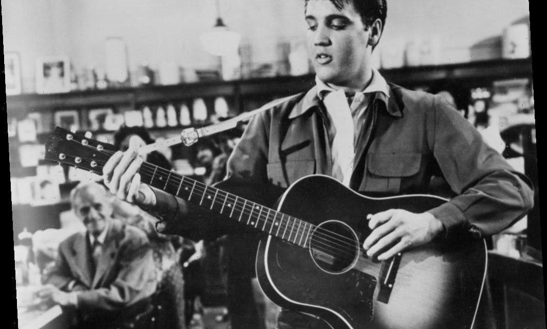 This Elvis Presley Hit Was Inspired by a Piece of Mail