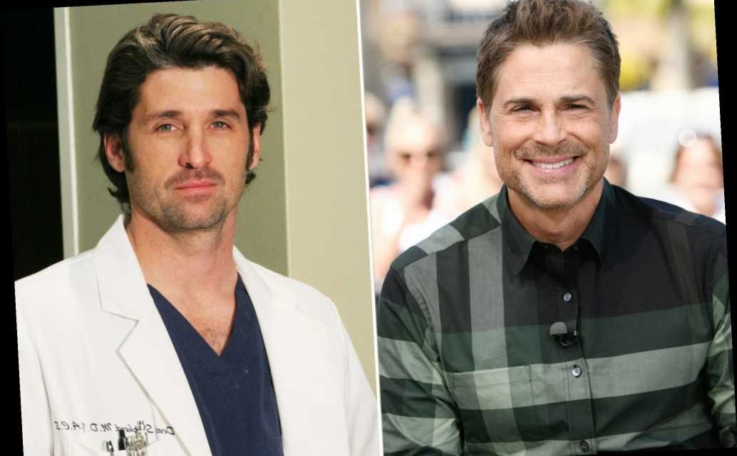 Why Rob Lowe Is Glad He Passed on Patrick Dempsey's Grey's Anatomy Role