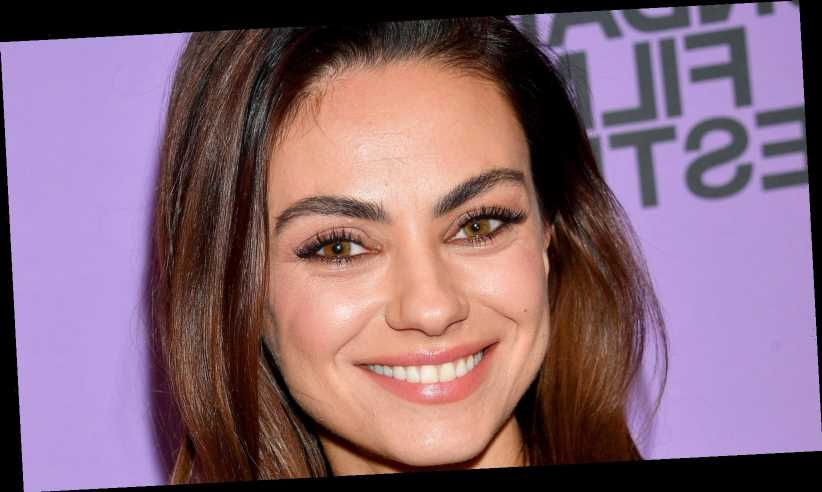 Mila Kunis On How She Really Spends Her Time During Quarantine