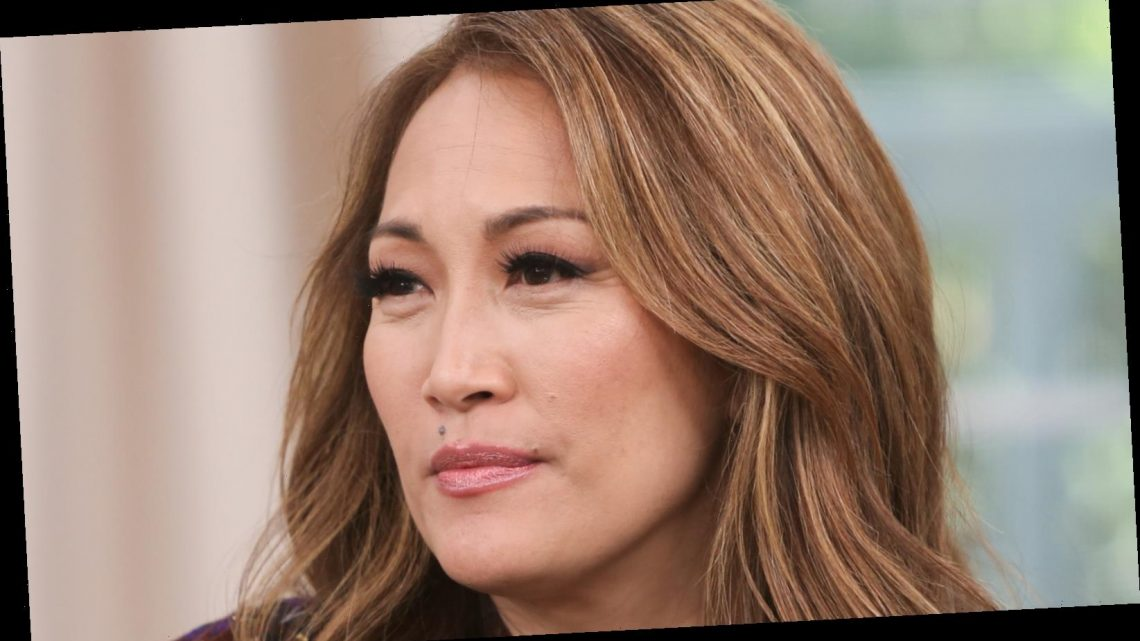 DWTS' Carrie Ann Inaba Accused Of Causing Huge Accident