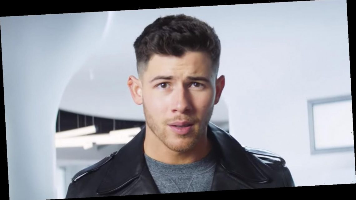 Nick Jonas Is Starring In His First Super Bowl Commercial For Dexcom
