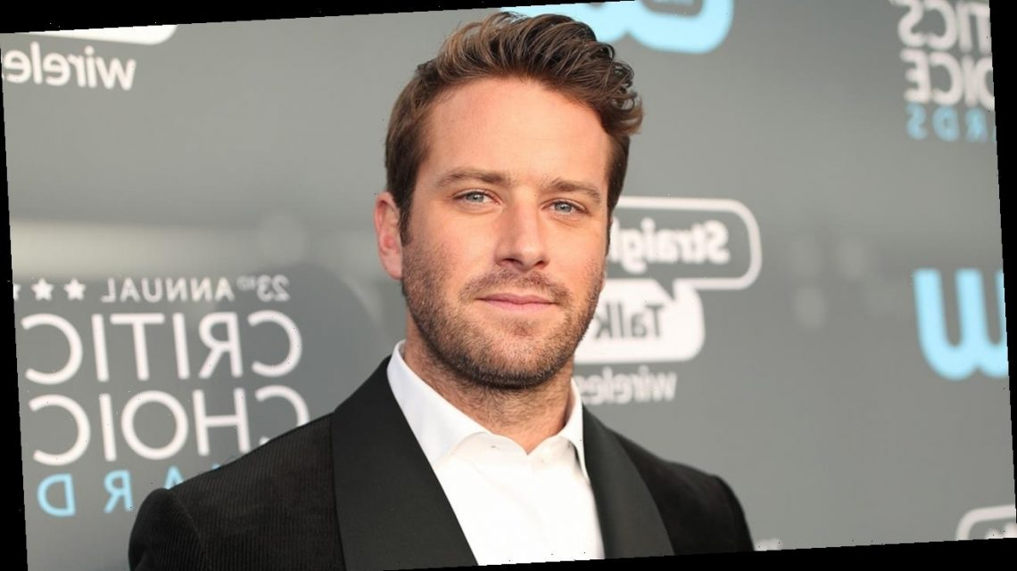 Armie Hammer not a suspect in California death investigation after online rumor swirls: Police