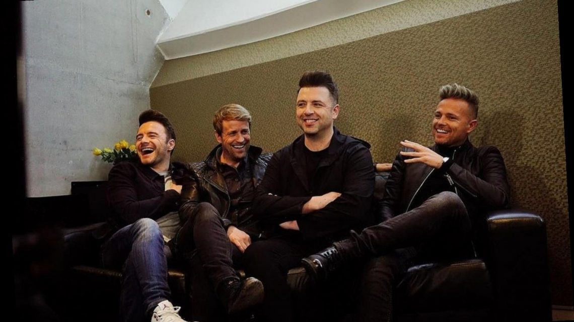 Westlife Leaves Record Label as They Announce New Album