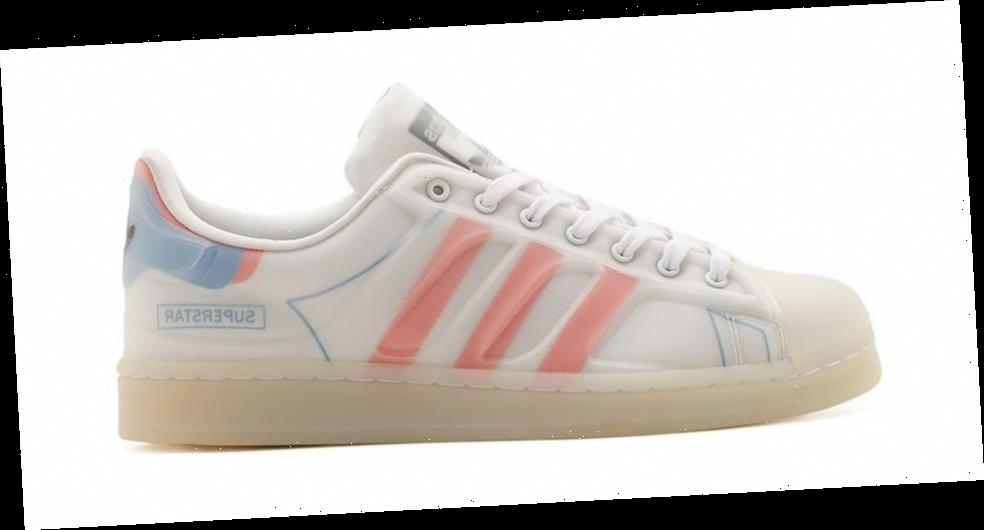 adidas' Superstar Futureshell is a Double-Layered Time Capsule