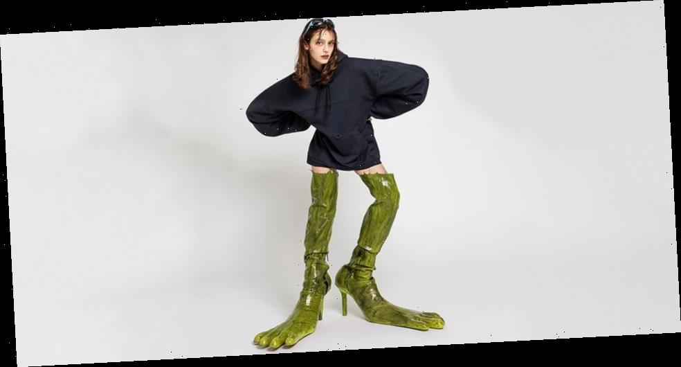 Put Your Best Four Toes Forward With AVAVAV's Monstrous Boots