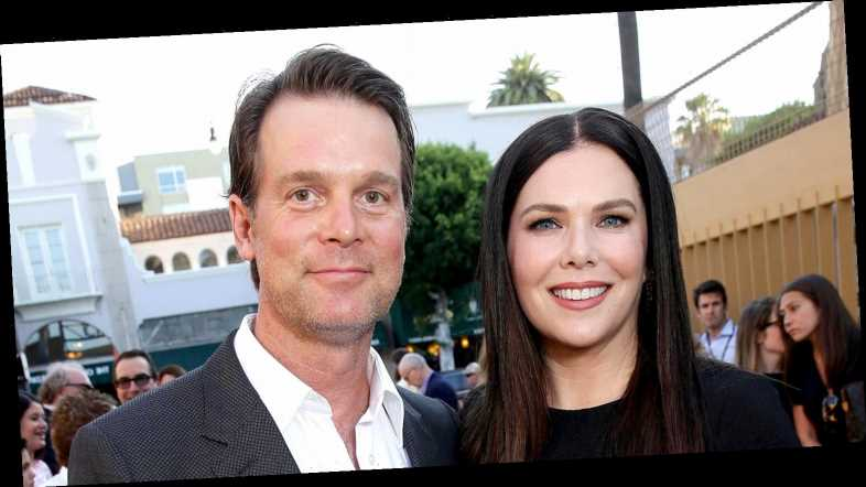 Lauren Graham and Peter Krause's Private Romance