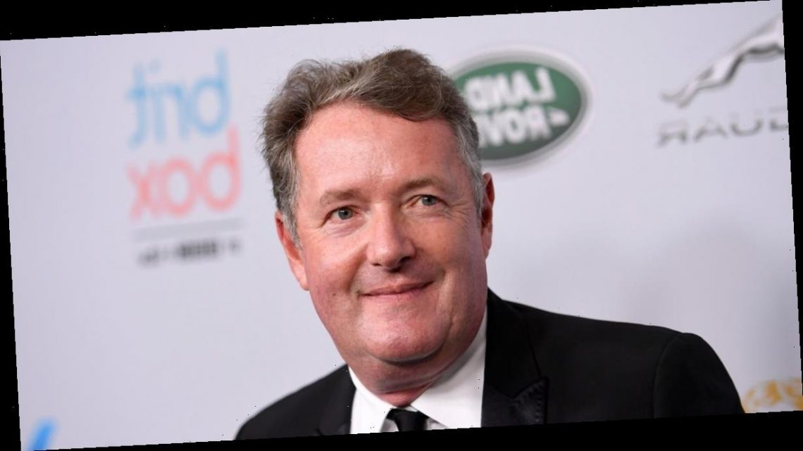 Piers Morgan takes another swipe at Meghan Markle after wedding document emerges