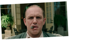 Tom Hardy looks unrecognisable as Al Capone in 'hard to watch' Netflix movie