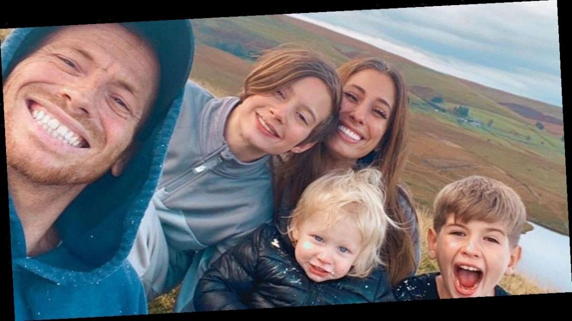 Stacey Solomon and Joe Swash expand their family as they relax into cottage life