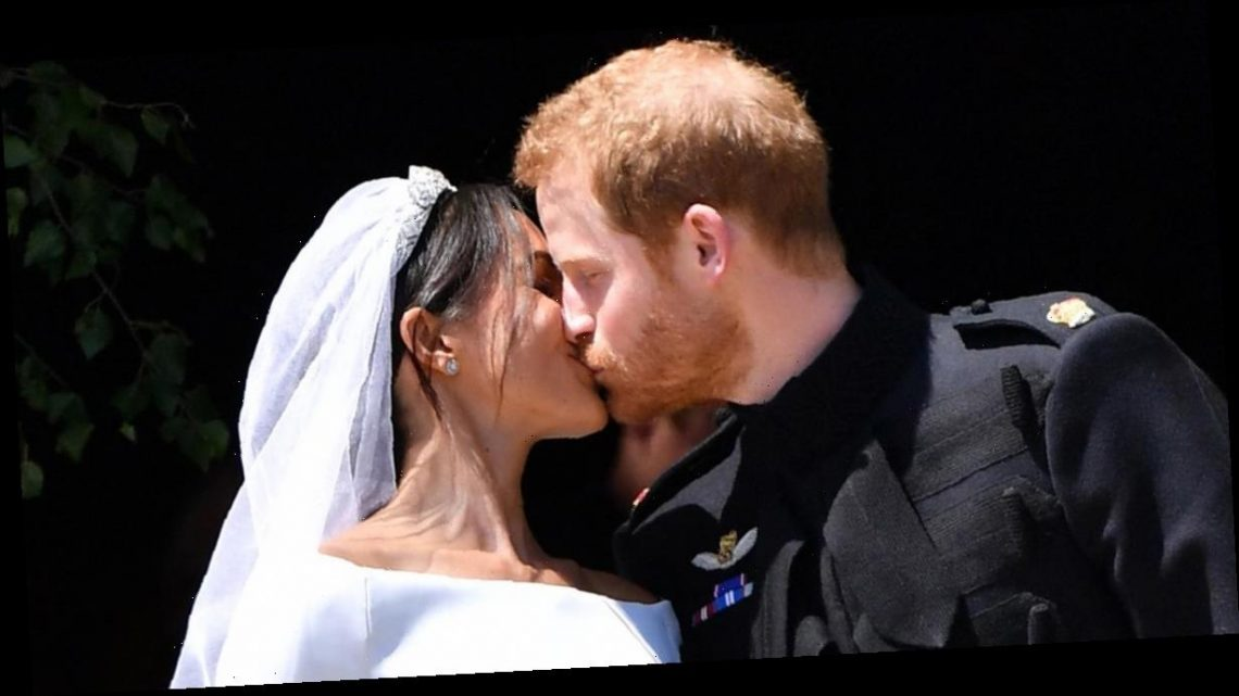 Prince Harry and Meghan Markle's wedding certificate proves they didn't get married in secret three days before public ceremony