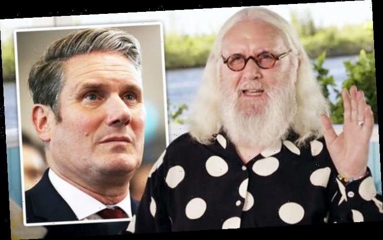 Billy Connolly 'became anarchist' after Labour politician tried to 'out-slum' him