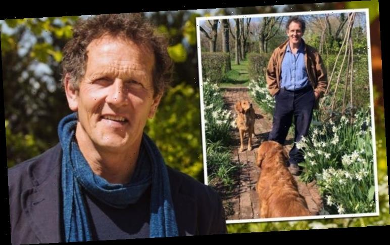 Monty Don: Gardeners' World host says people queued for hours to give dog Nigel a letter
