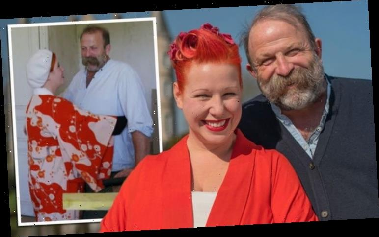 Dick Strawbridge: Escape to the Chateau star details how he first met Angel 'Very media'