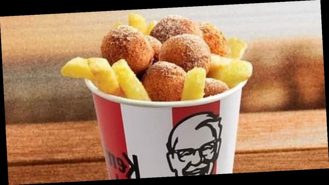 KFC launches Kentucky Fried donuts – but they can only be found on 'secret menu'