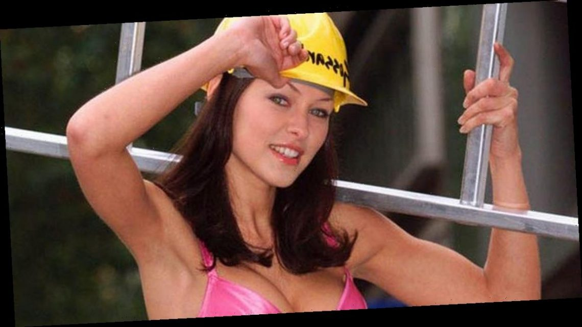 Emma Willis' raciest snaps as she turns 45 – from sexy builder to sheer lingerie
