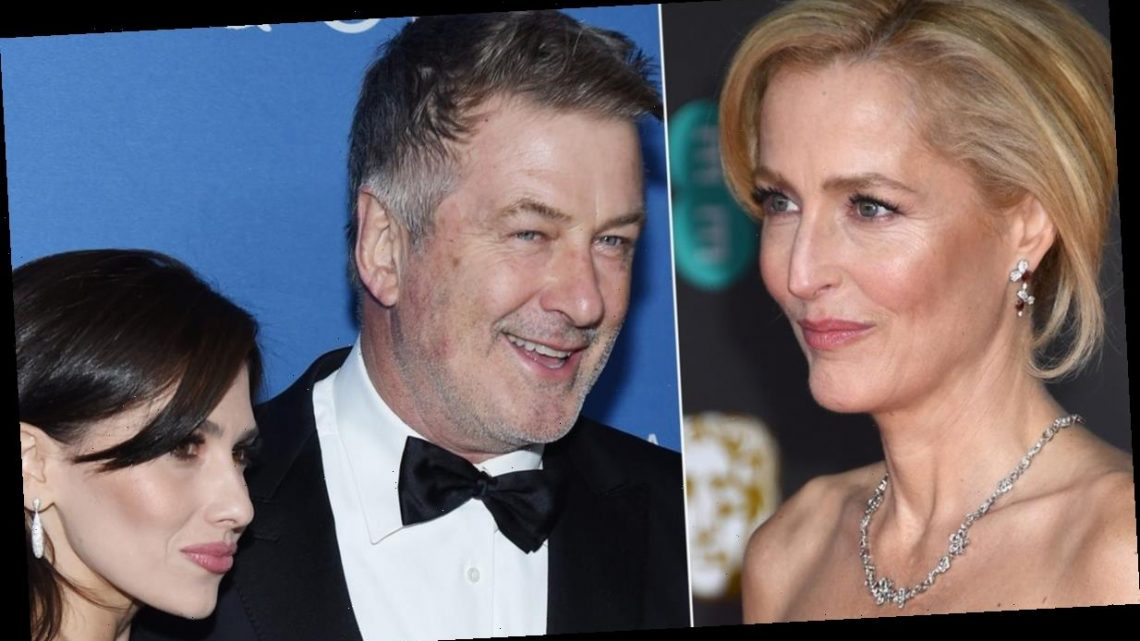 Alec Baldwin Slammed, Deletes Twitter After Dragging Gillian Anderson Into Wife's Accent Controversy