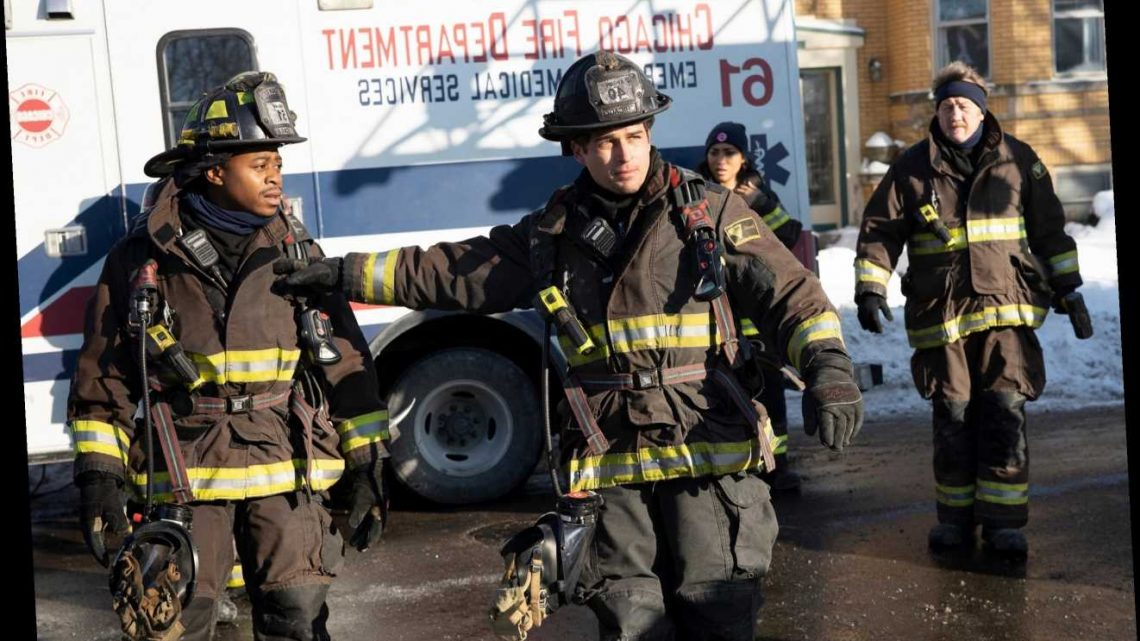 Who's in the cast of Chicago Fire?