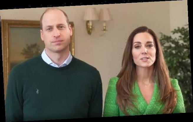 Prince William and Kate join world leaders marking St Patrick's Day