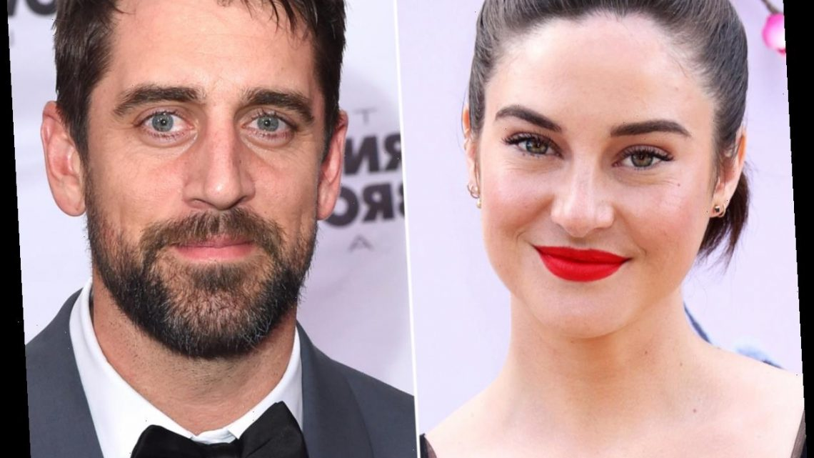 Aaron Rodgers and Shailene Woodley's Relationship Timeline