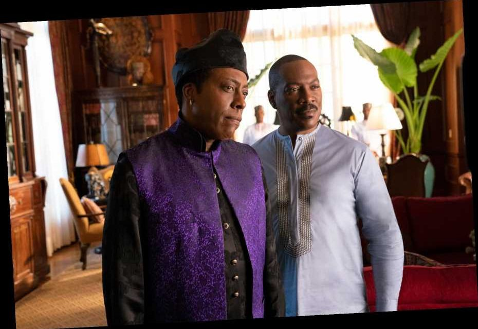 'Coming 2 America' Sows More Than Its Royal Oats