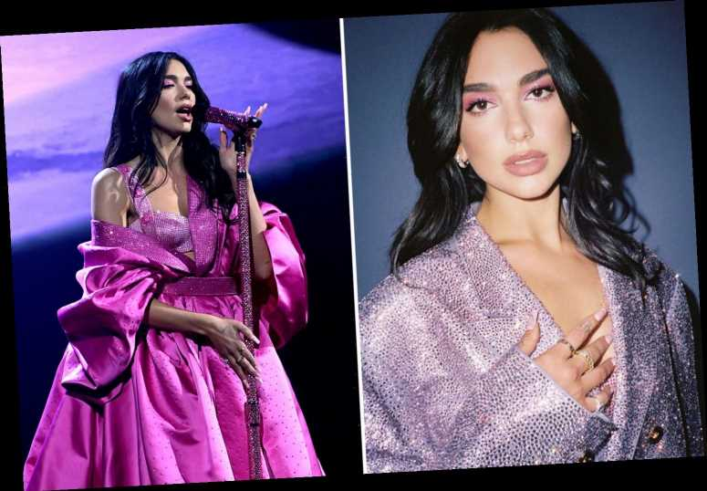 Dua Lipa hints at 'inevitable' move into acting as she confirms she's 'reading scripts' after Grammys triumph