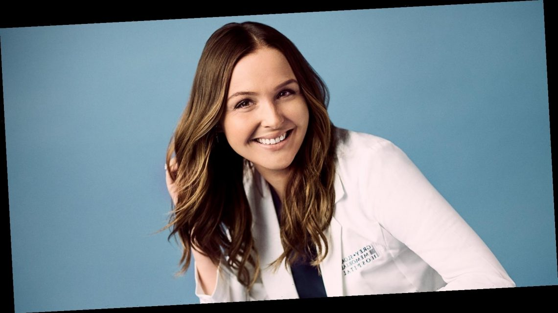 Grey's Anatomy's Camilla Luddington Teases More 'Crazy Unexpected' Returns