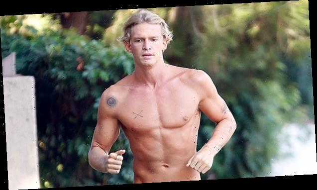 Cody Simpson Shows Off His Muscular Body Transformation Amidst Training For 2024 Olympics