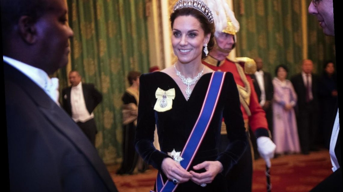 Kate Middleton's Official Title Does Not Actually Include Her First Name