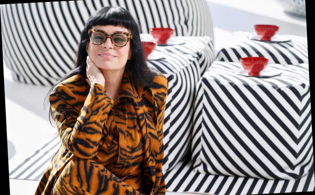 Fashion icon Norma Kamali's book reveals how she looks young at 75
