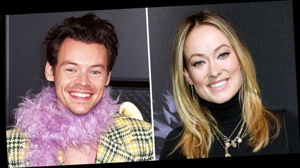 Olivia Wilde's Post About Harry Styles' Grammy Win Is So Clever