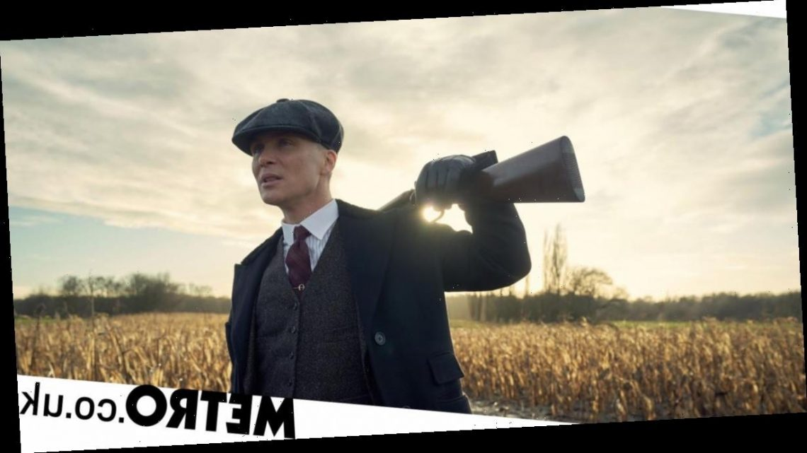 Peaky Blinders photos: Cillian Murphy spotted filming huge Tommy Shelby moment