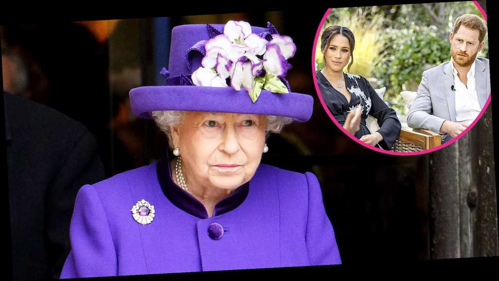 Queen Has Been in 'Constant Crisis Meetings' Since Harry, Meghan Tell-All
