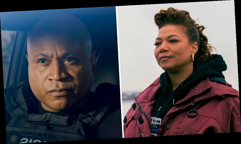 """Queen Latifah & LL Cool J Talk """"Feeding Off Each Other's Success,"""" Possibility Of 'NCIS: LA'  & 'The Equalizer' Crossover – SXSW"""