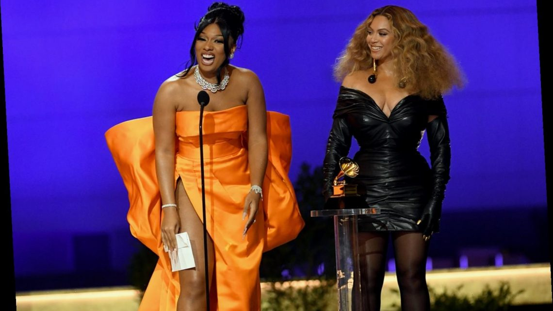 Grammy viewers stunned as Beyonce & Jay-Z show up after Recording Academy confirmed singer would NOT attend awards