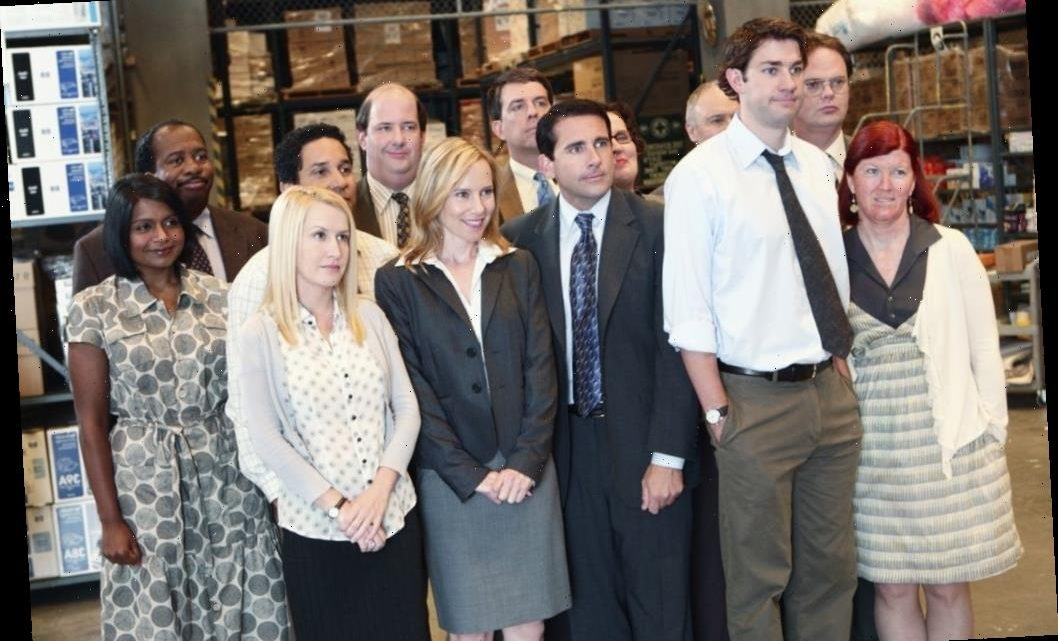 'The Office': 'There Wasn't a Dry Eye in the House' When the Cast Shot This Scene