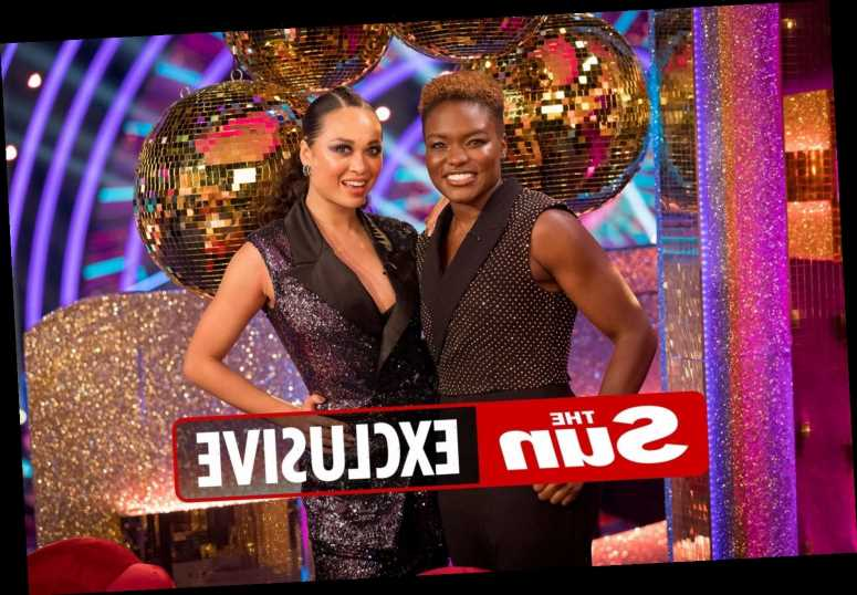 Strictly's axed same sex couple Nicola Adams and Katya Jones will dance again on BBC show's live tour