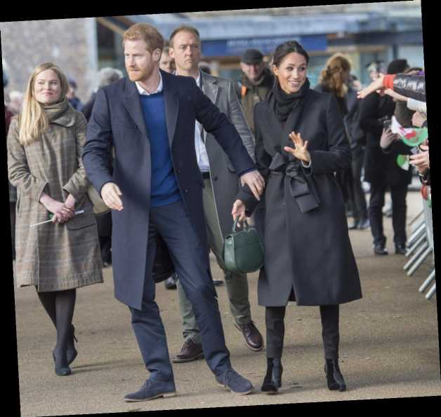 Robert Jobson: Duchess Meghan is 'totally disingenuous,' 'she had a plan'