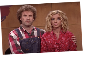 Zach Galifianakis Shares His Two 'SNL' Sketch Pitches for Britney Spears That Flopped