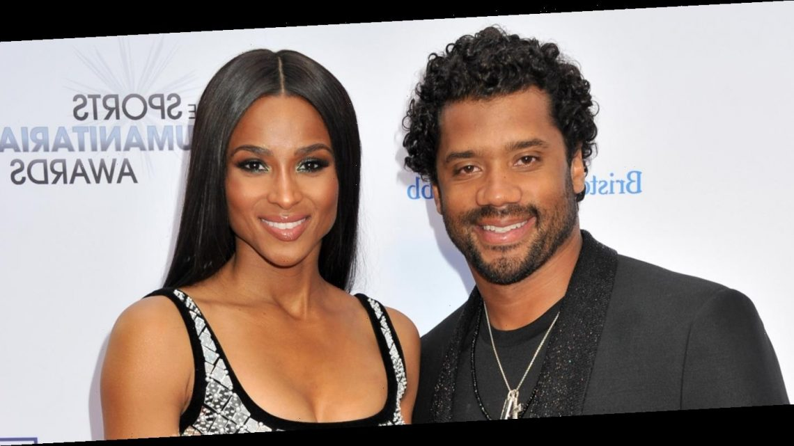 Ciara Shares Super Sexy Photos at the Beach Taken by Hubby Russell Wilson!