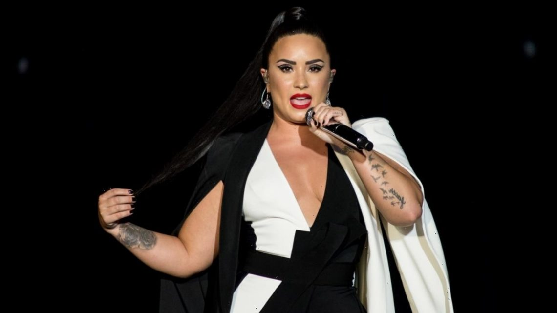 'Dancing with the Devil': Demi Lovato Says the 'First 3 Seconds' of the Docuseries Made Her Cry