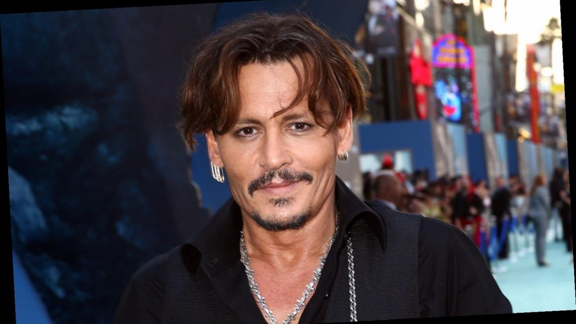 Johnny Depp Puts Up Rare Instagram Post to Promote His New Movie, Now in Theaters