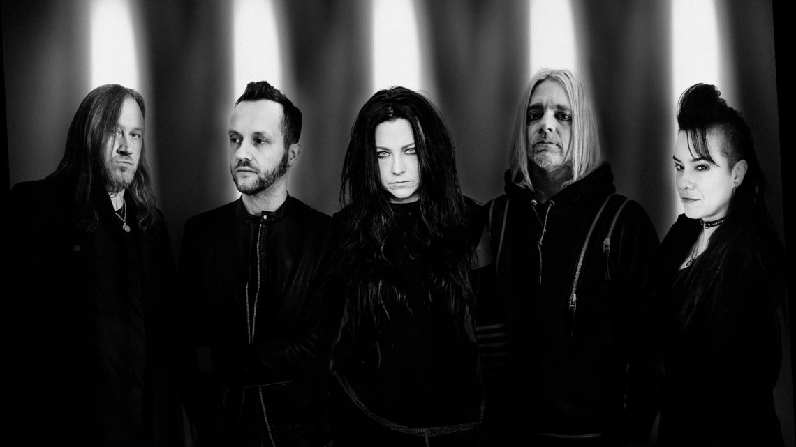 Evanescence Eviscerate Their Enemies on New Single 'Better Without You'