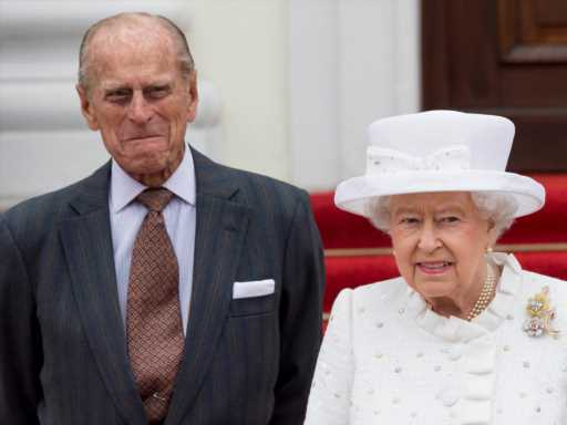 Prince Philip Has Returned Home to Be With His Wife, the Queen