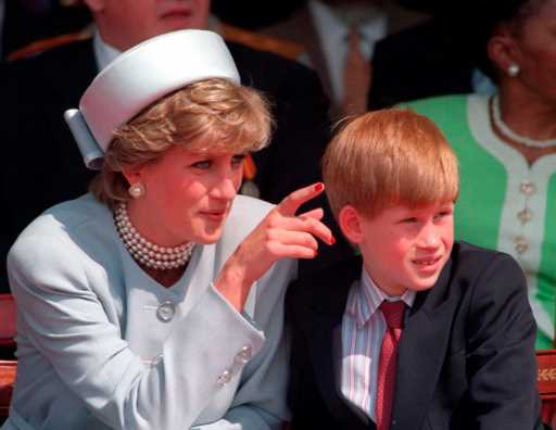 Prince Harry is Honoring His Late Mother Princess Diana in This Incredibly Sweet Way