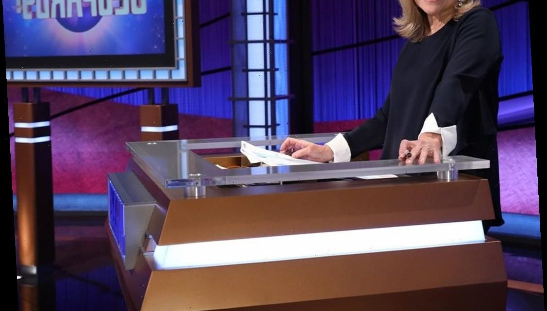 Katie Couric on Being the First Female Jeopardy! Guest Host: 'I Was a Nervous Wreck'