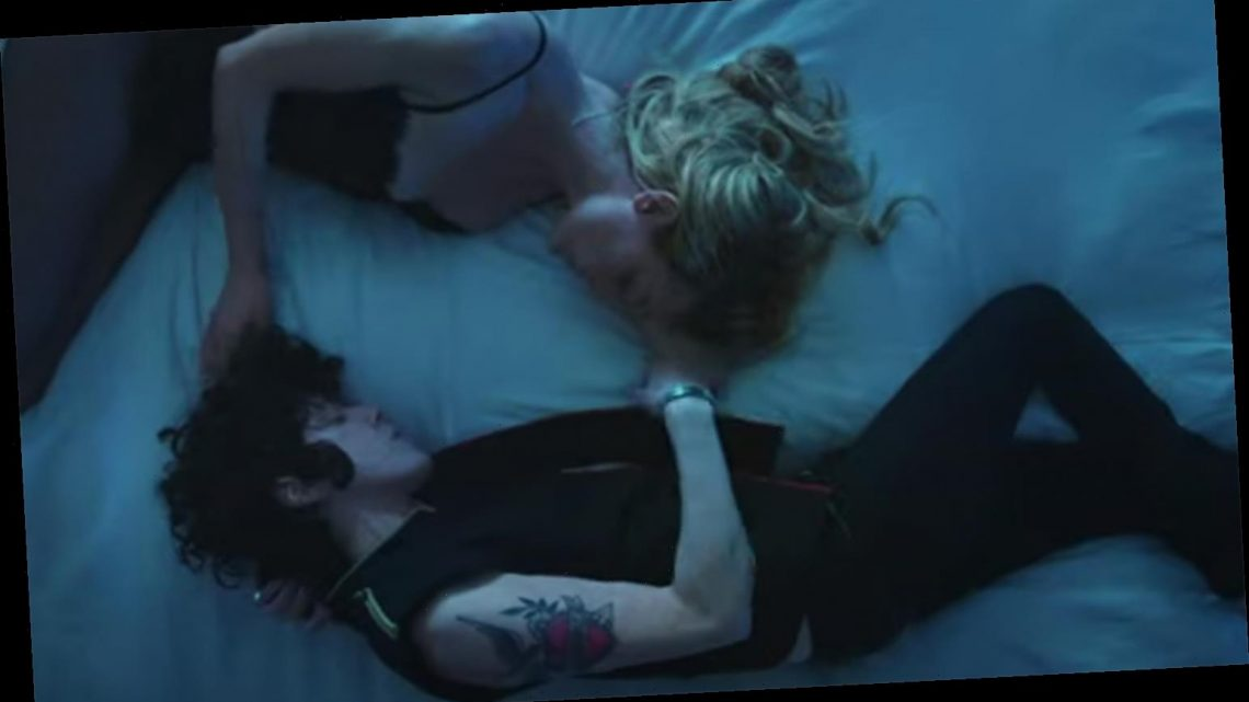 LP Releases Music Video for 'One Last Time' Starring Pal Jaime King: 'We Are Really Close'