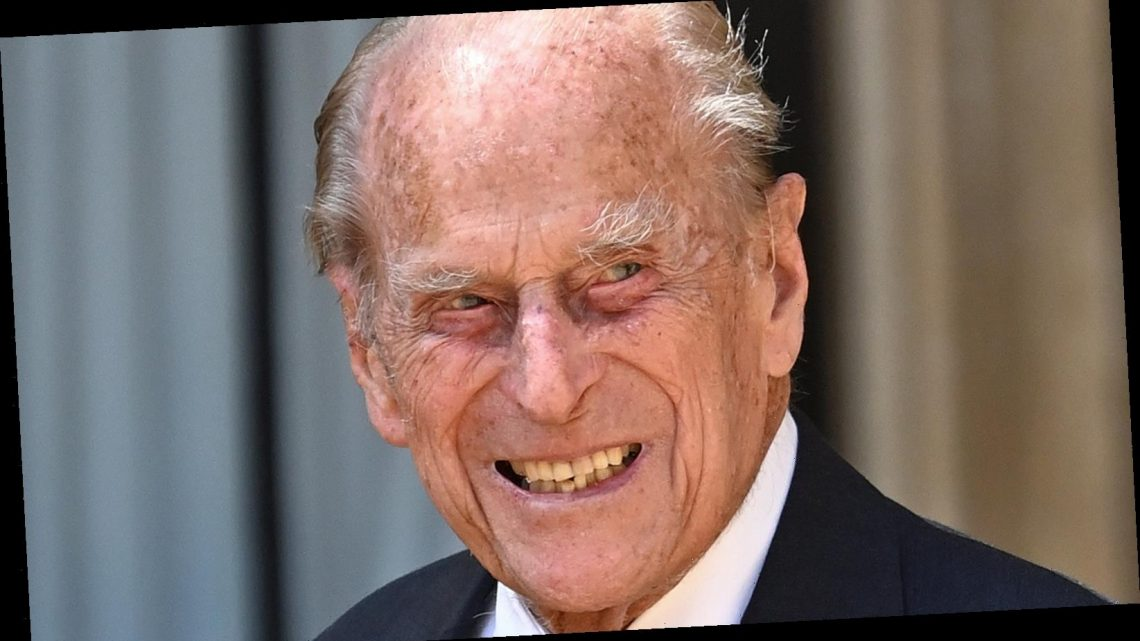 Camilla Gives An Update On Prince Philip's Condition
